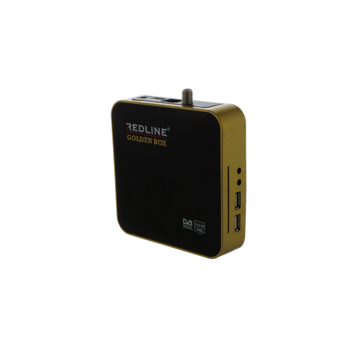 Redline Golden Box HD 1 Yıl Premium İPTV Hediye